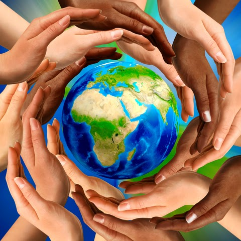 Люди связанные с землей