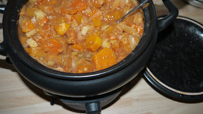 slow cooker, stew