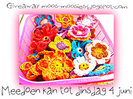 leuke give away dus op naar Moos