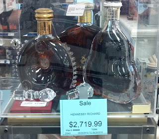 2700 dollar bottle of hennessy richard
