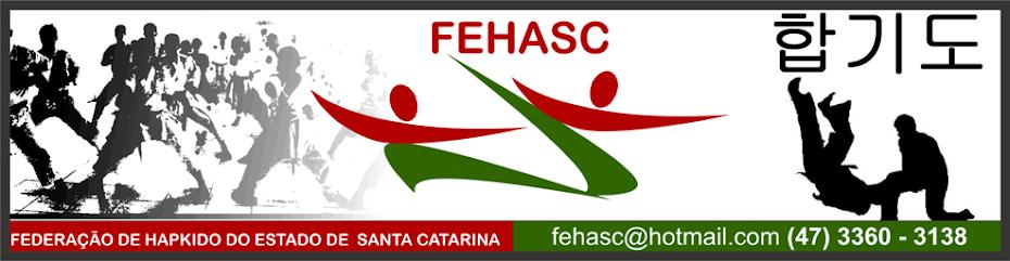 Federação de Hapkido do Estado de Santa Catarina