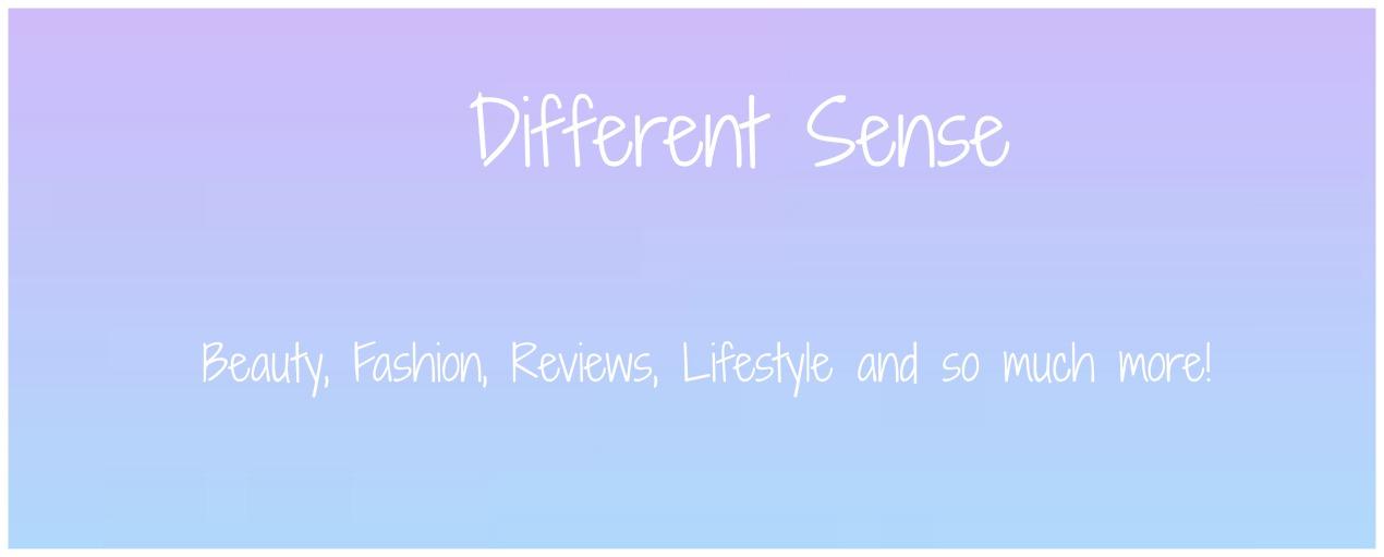 Different Sense