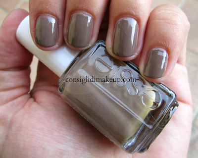 NOTD: Fierce, No Fear - Essie