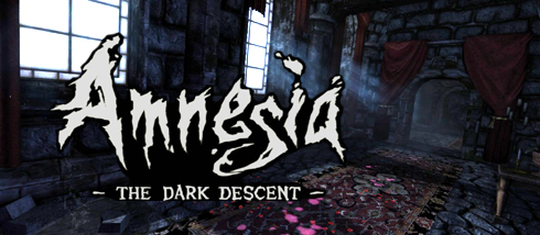 The Nocturnal Rambler: Don't Forget to Play Amnesia: The Dark Descent
