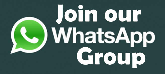 JOIN ME ON WHATSAPP