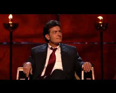 Charlie Sheen Roasted On Comedy Central