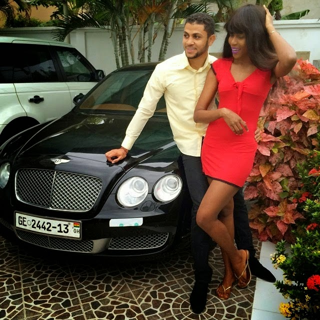 this yvonne nelson s boyfriend see how she flaunts him yvonne nelson    Yvonne Nelson Boyfriend