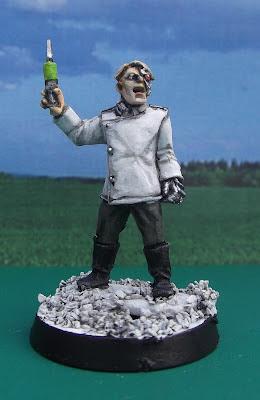 Weird War, Wargaming, Roleplaying, miniatures
