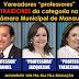 Perseguição política na Câmara Municipal de Manaus após votação do aumento ridículo concedido aos professores pelo Prefeito e vereadores.