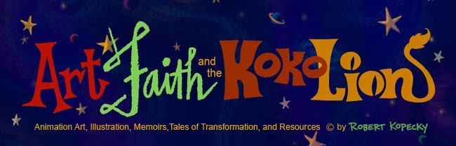 Art, Faith, and The Koko Lion