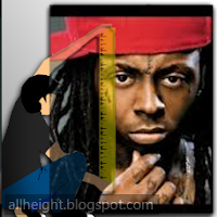 What is the height of Lil Wayne?