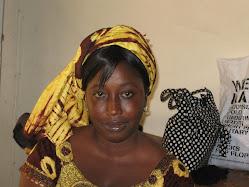 Madame Mbinky Formatrice en teinture