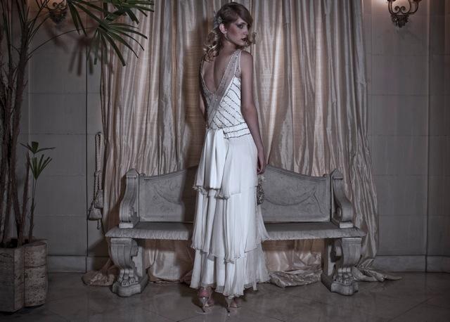 Campaña vestidos Clara Pujato