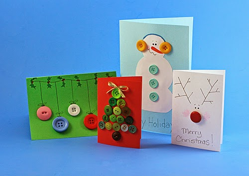 whether its for a holiday party at school a christmas gift for grandma or for their best friend making homemade cards is a great way for kids to share