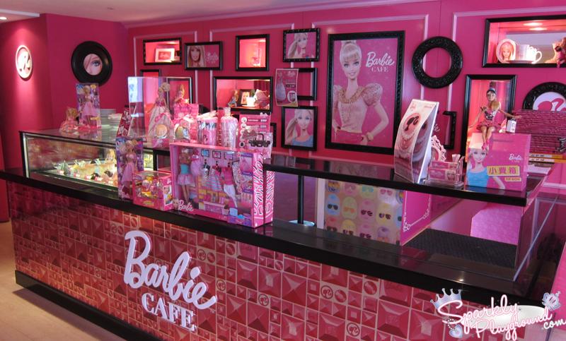 Barbie Toilet Seat