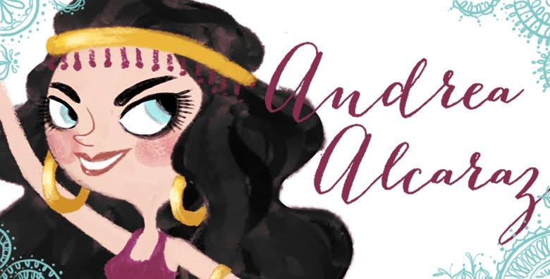 Andrea Alcaraz Portfolio