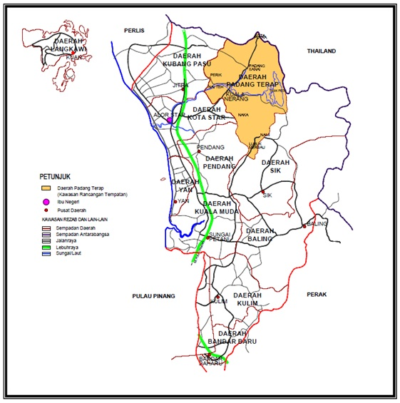 Kerja Kursus Geografi 2012 Kawasan Kajian