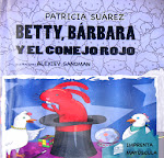 """Book: """"Betty, Bárbara y el conejo Rojo"""""""