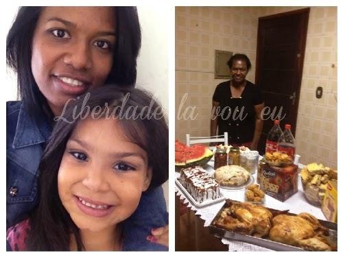 Confraternização famíliar /família
