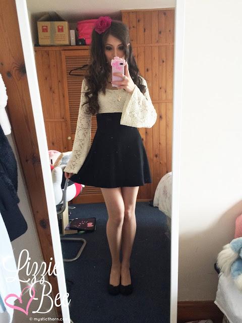 agejo gyaru outfit
