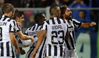 Juventus - Torino 2-1 Andrea Pirlo
