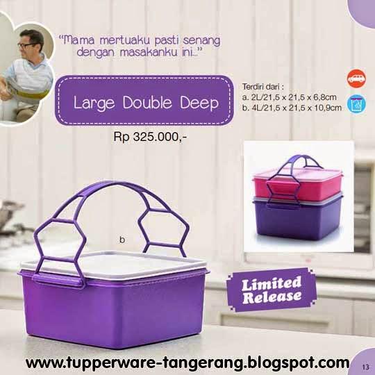 rantang Tupperware