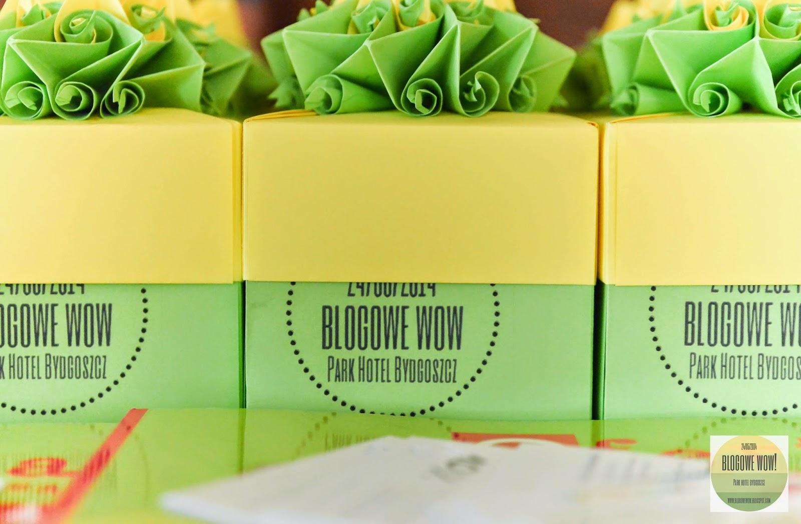 pudełka blogowe wow