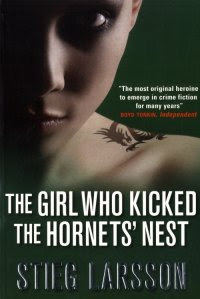 the girl who kicked the hornets' nest stieg larsson amazon top 10 new york times bestsellers