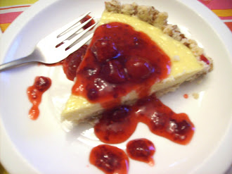 karen's Cream Cheese Tart