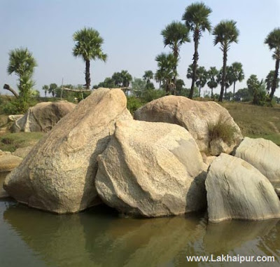 A place of Lakhaipur