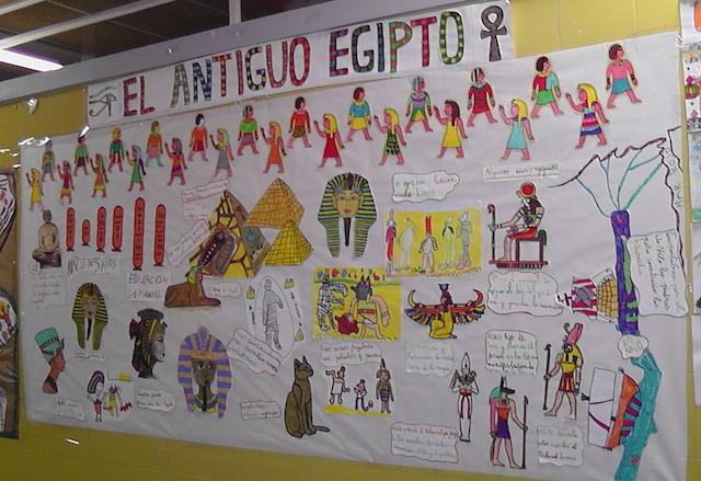 El blog del cardenal los ni os de e infantil 5 a os for Caracteristicas de un mural