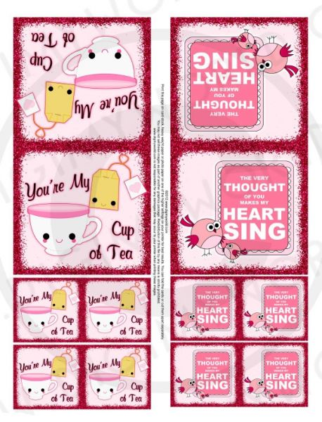 Valentines sayings for kids