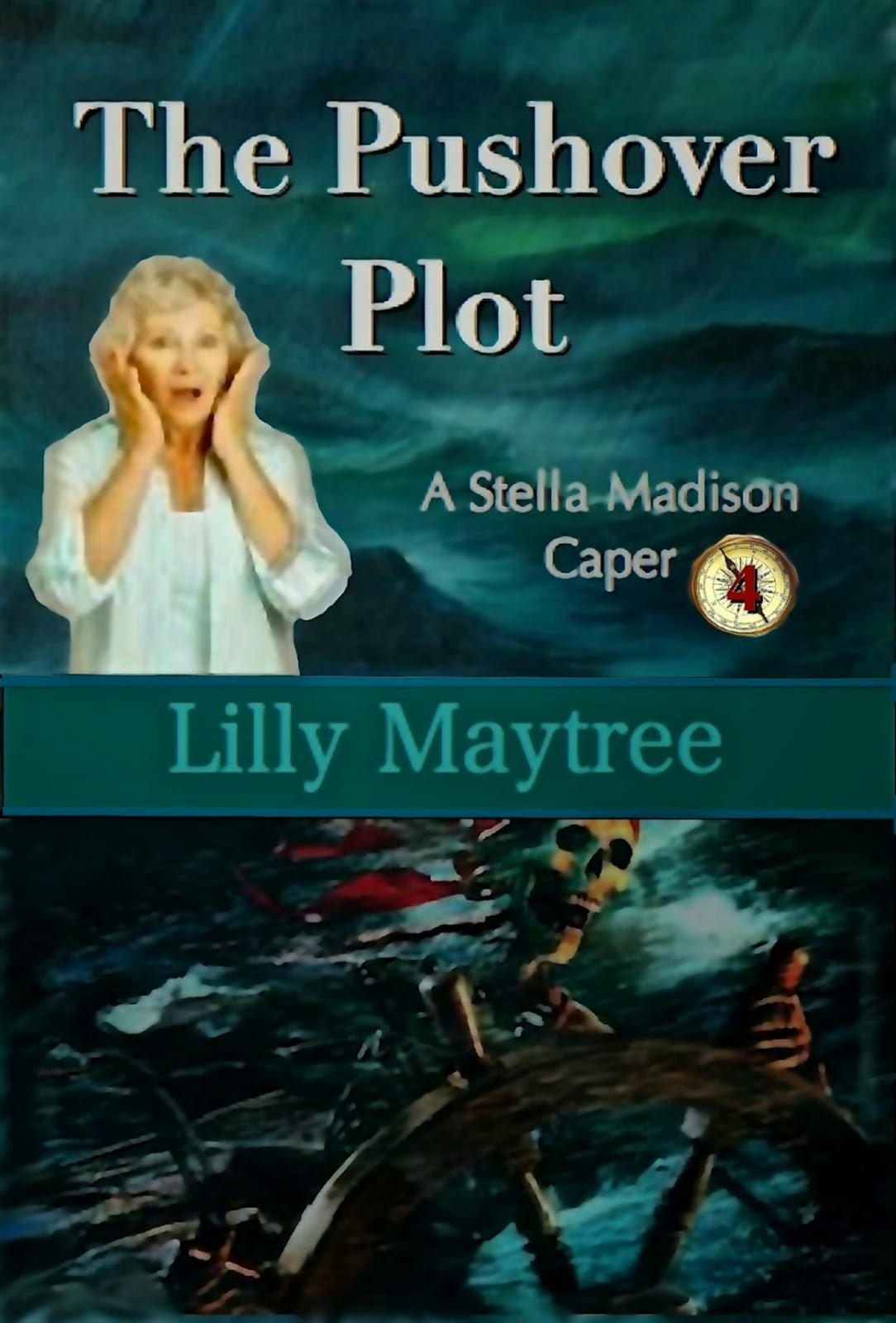 The Pushover Plot by Lilly Maytree