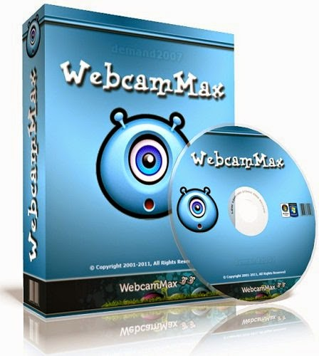 Free Download Software : WebcamMax 7.8.2.2 Full Patch