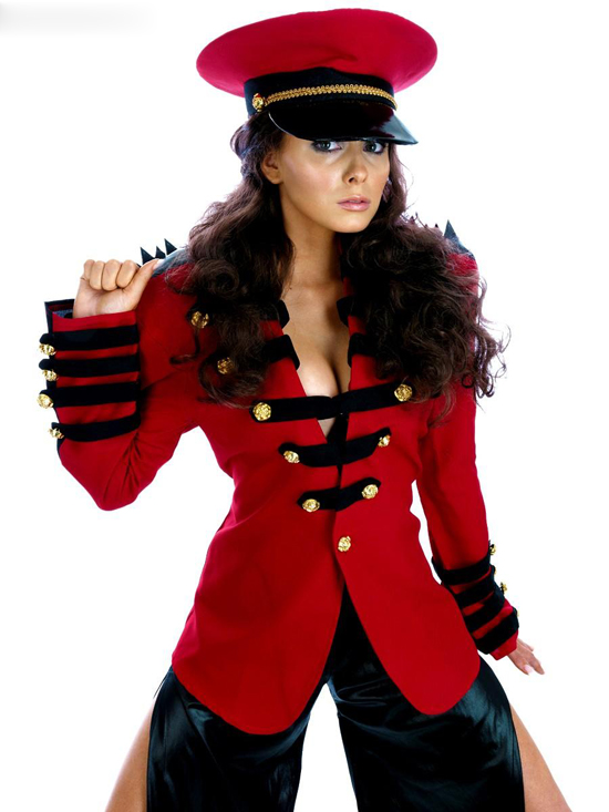 Cheryl Cole Hair Color 2