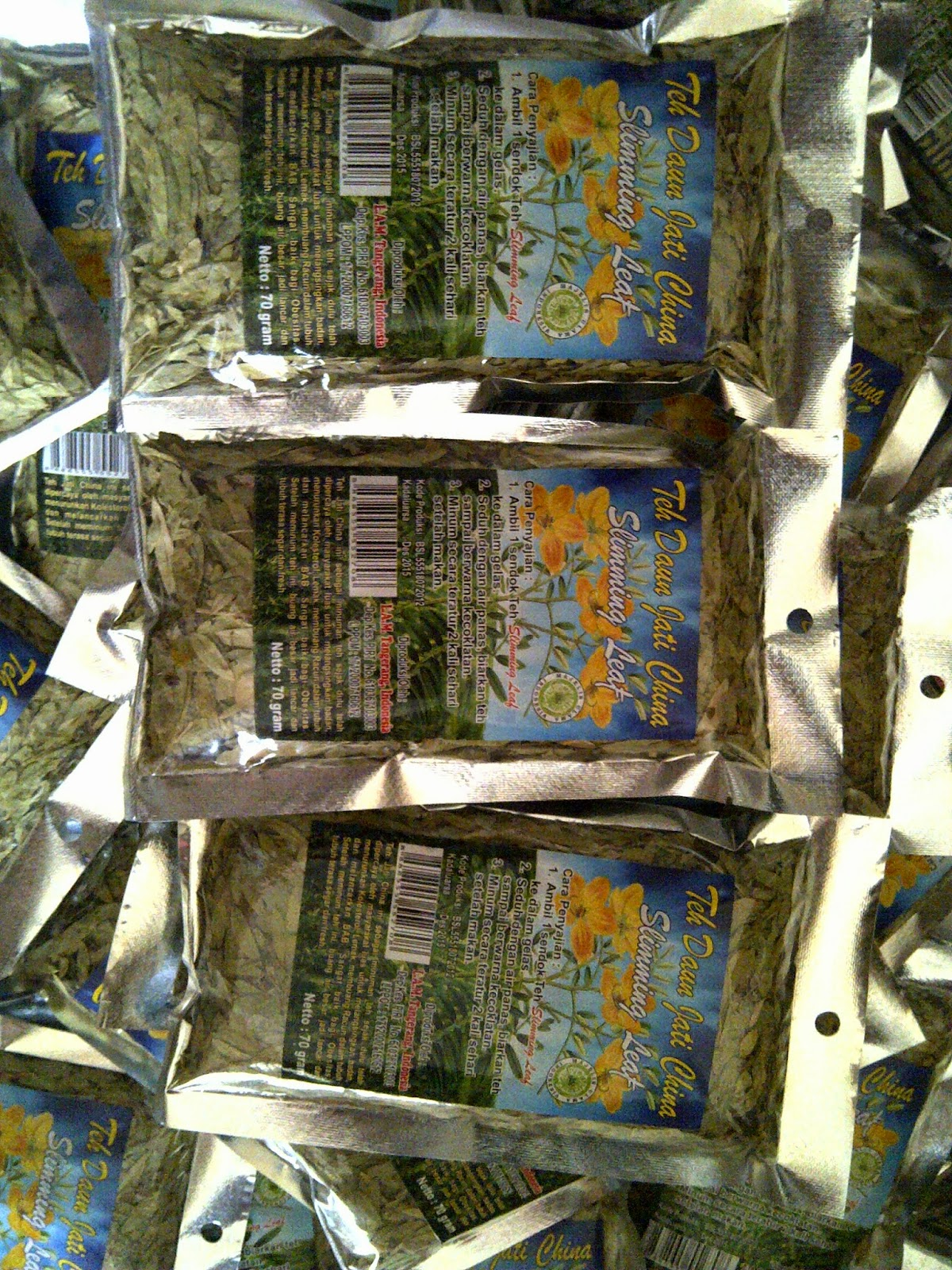 Paket Pelangsing Badan Murah Turun Diatas 1-5 Kg Delivery Jakarta Timur