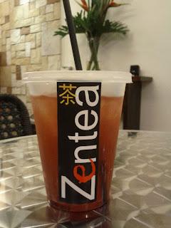 Zentea 3 Berries