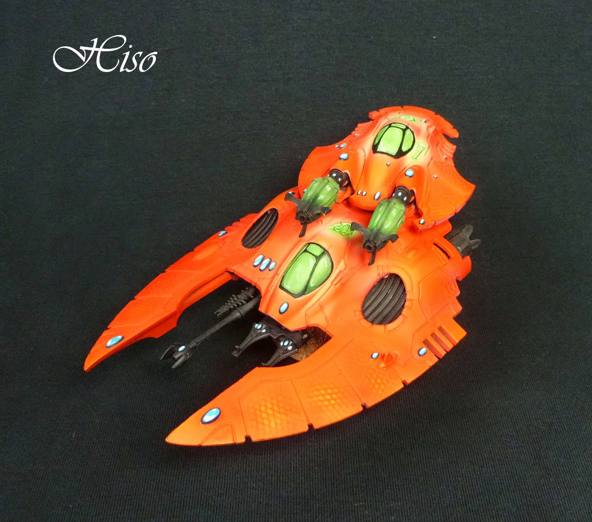 Night Spinner Eldar Orange
