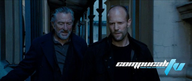 Killer Elite DVDRip Español Latino