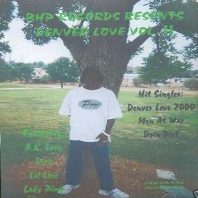 BHP (Black Hole Posse) – Denver Love Vol. II (2000) (320 kbps)