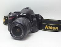 Jual Nikon D5100