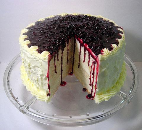 Blueberry Cake Recipes, Lemon Blueberry Cake Ideas, Lemon Blueberry ...