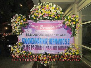 bunga papan banner