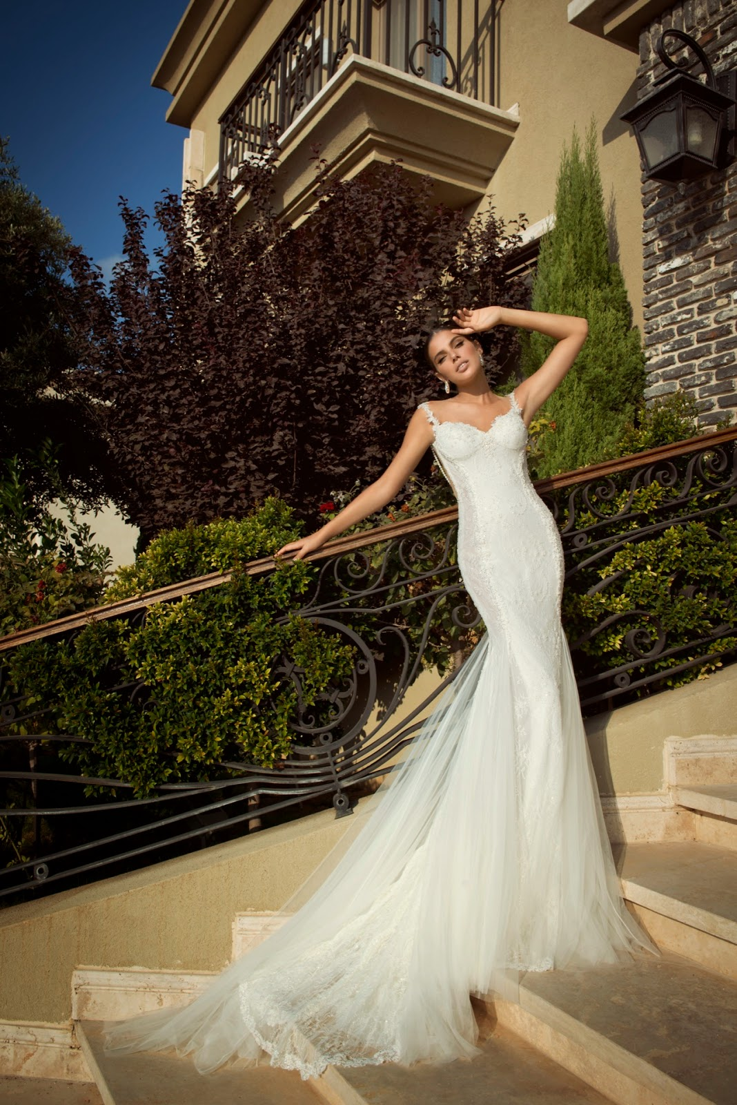 Wedding Dresses by Galia Lahav, the Empress Collection