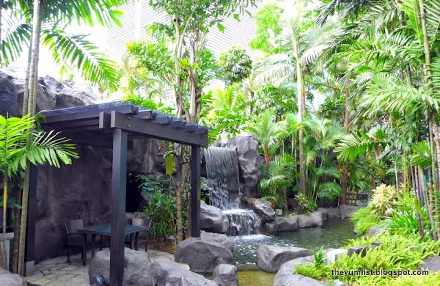Iketeru, Hilton Kuala Lumpur Hotel, Japanese restaurant