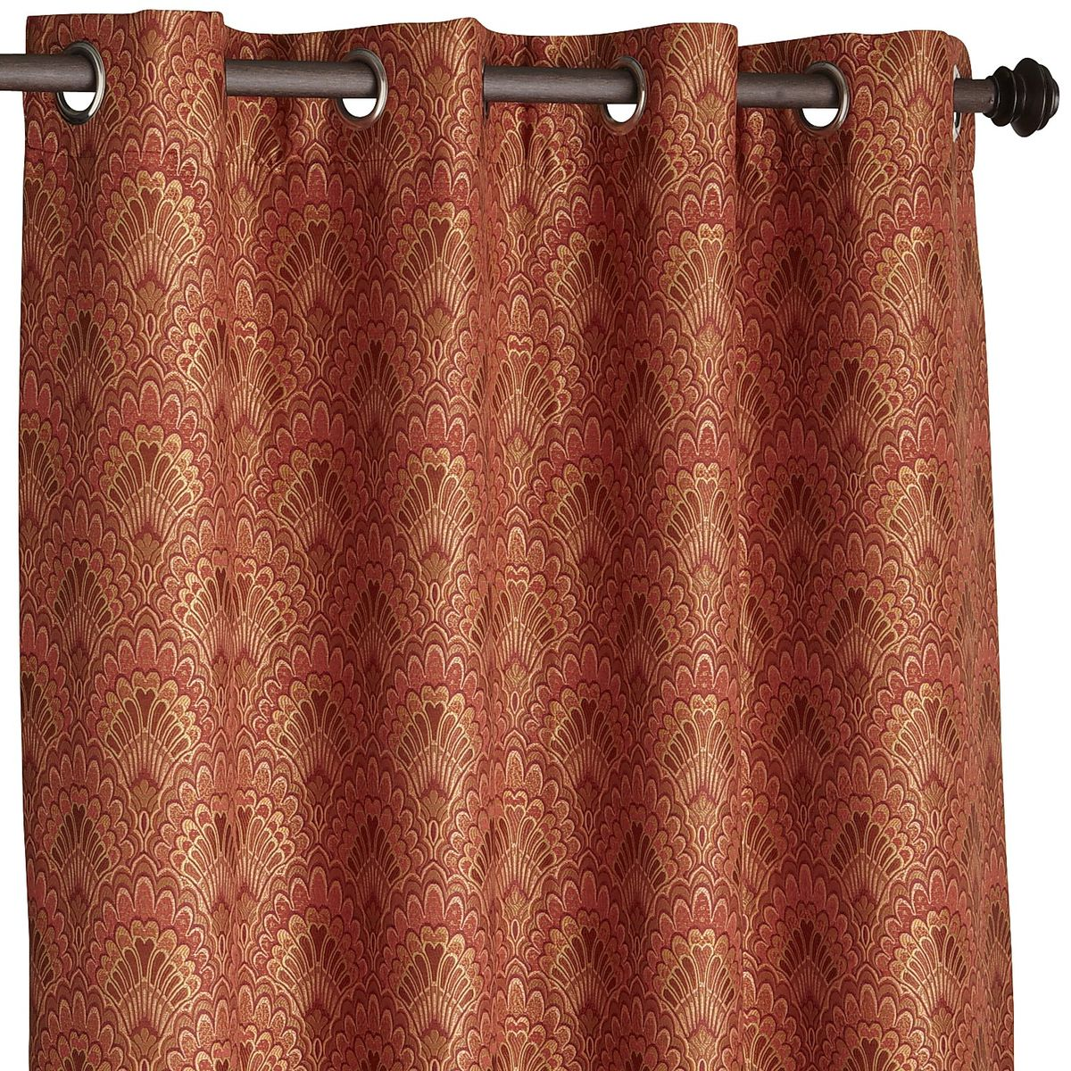 extra brown and red shower curtain. Add Fall decor for extra color and texture to complete the look  What Color Should I Paint My Closet A Specialist in Charlotte