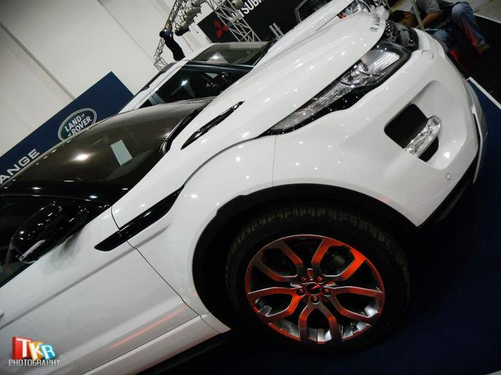 Dilu Zone ~~~: Ceylon Motor Show 2012