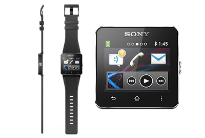 Sony SmartWatch 2 - Dimensions
