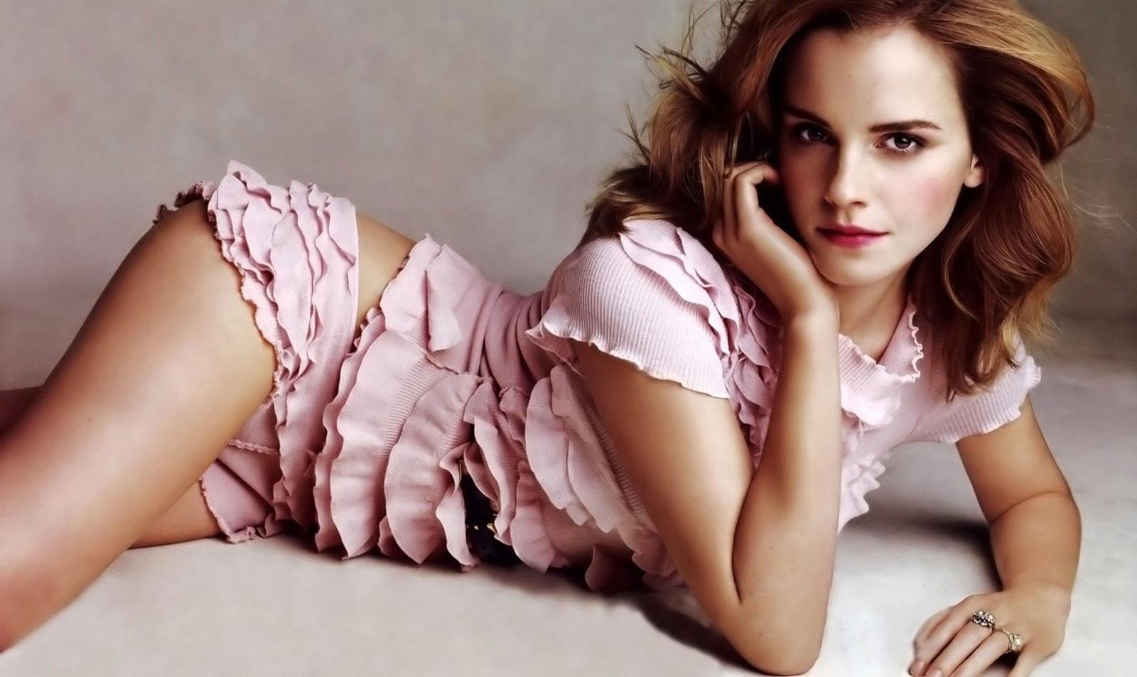 Emma Watson Hot Photoshoot HD