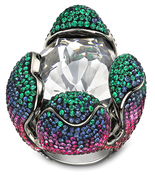 Fusion Of Effects Trendology Swarovski F W 2012 Collection